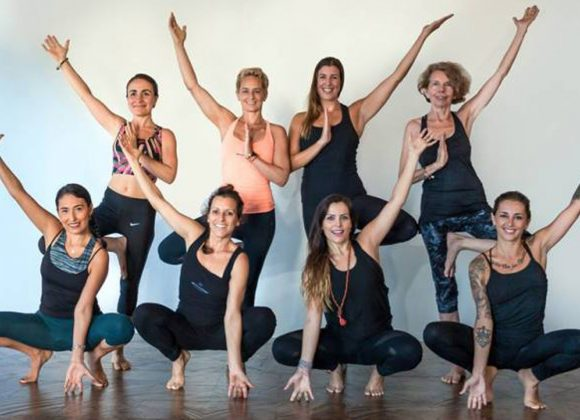 Start the New Year with Sun Salutations at Davannayoga